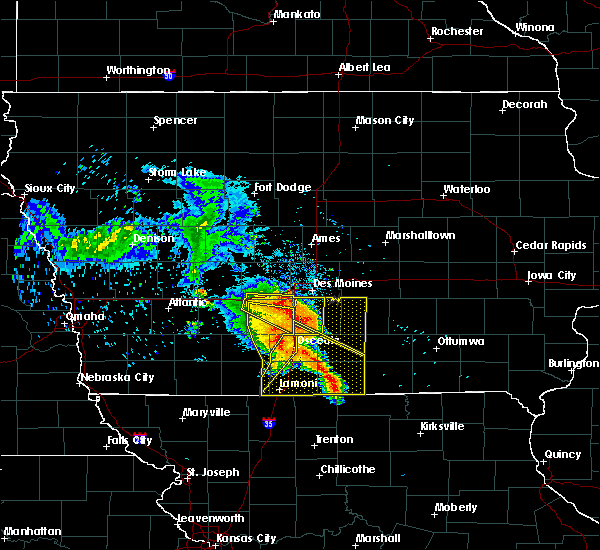 Radar Image for Severe Thunderstorms near Osceola, IA at 6/28/2018 12:22 PM CDT