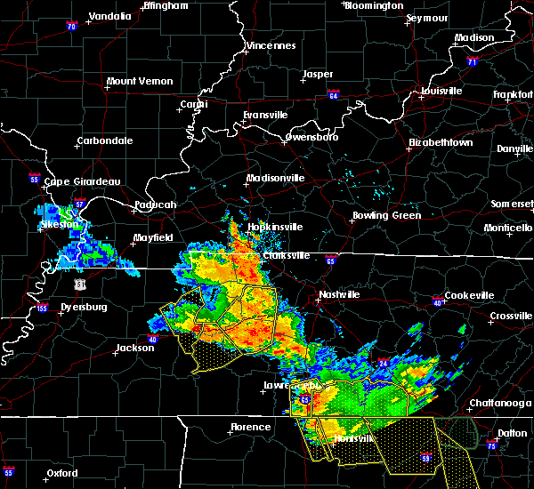 Radar Image for Severe Thunderstorms near Eva, TN at 6/28/2018 12:35 PM CDT