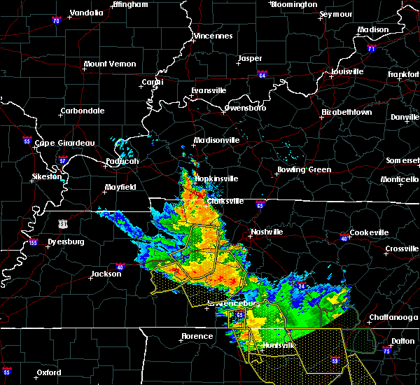 Radar Image for Severe Thunderstorms near Linden, TN at 6/28/2018 12:56 PM CDT
