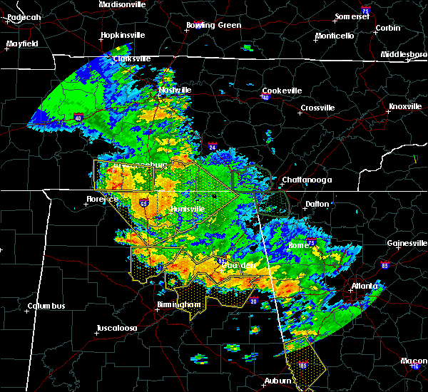 Radar Image for Severe Thunderstorms near Minor Hill, TN at 6/28/2018 2:06 PM CDT