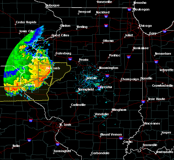 Radar Image for Severe Thunderstorms near Dunfermline, IL at 6/28/2018 3:33 PM CDT