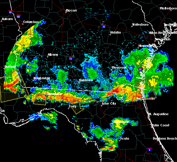 Radar Image for Severe Thunderstorms near Day, FL at 6/28/2018 8:11 PM EDT