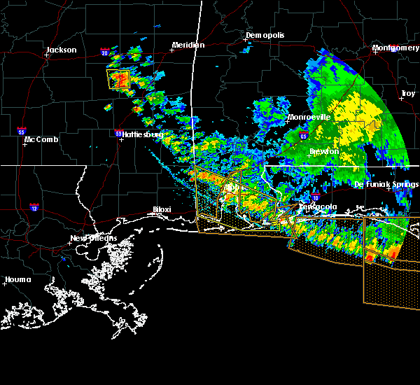Radar Image for Severe Thunderstorms near Spanish Fort, AL at 6/28/2018 8:36 PM CDT