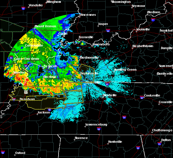 Radar Image for Severe Thunderstorms near Clarksville, TN at 6/28/2018 9:20 PM CDT
