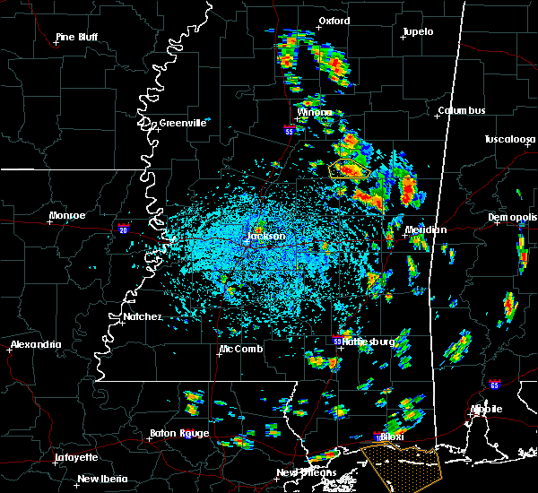 Radar Image for Severe Thunderstorms near Noxapater, MS at 6/30/2018 4:02 PM CDT
