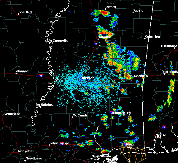 Radar Image for Severe Thunderstorms near Noxapater, MS at 6/30/2018 4:39 PM CDT