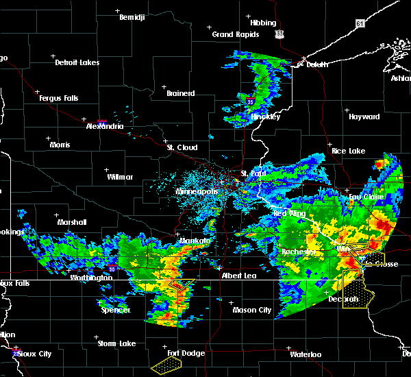 Radar Image for Severe Thunderstorms near Buffalo Center, IA at 6/30/2018 5:09 PM CDT