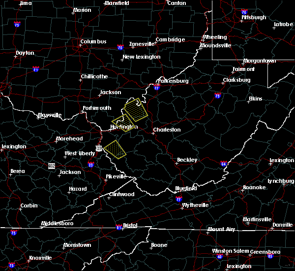 Radar Image for Severe Thunderstorms near Athalia, OH at 7/1/2018 6:26 PM EDT