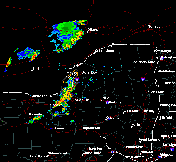 Radar Image for Severe Thunderstorms near Minetto, NY at 7/2/2018 3:10 PM EDT
