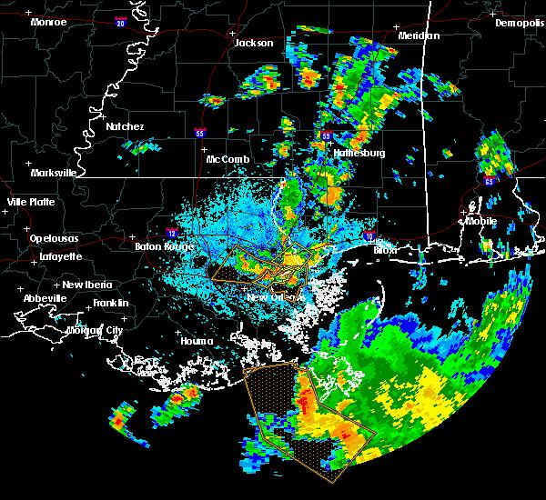 Harvey Louisiana Map.Interactive Hail Maps Hail Map For Harvey La