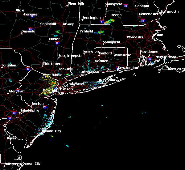 Radar Image for Severe Thunderstorms near Ringwood, NJ at 7/3/2018 2:01 PM EDT