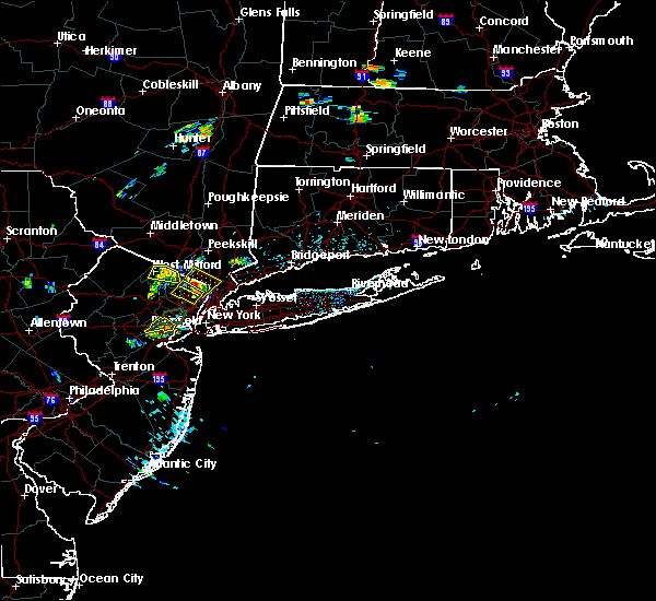 Radar Image for Severe Thunderstorms near Paterson, NJ at 7/3/2018 2:25 PM EDT