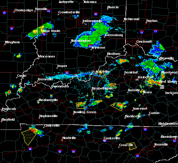 Radar Image for Severe Thunderstorms near Liberty, KY at 7/5/2018 5:48 PM CDT