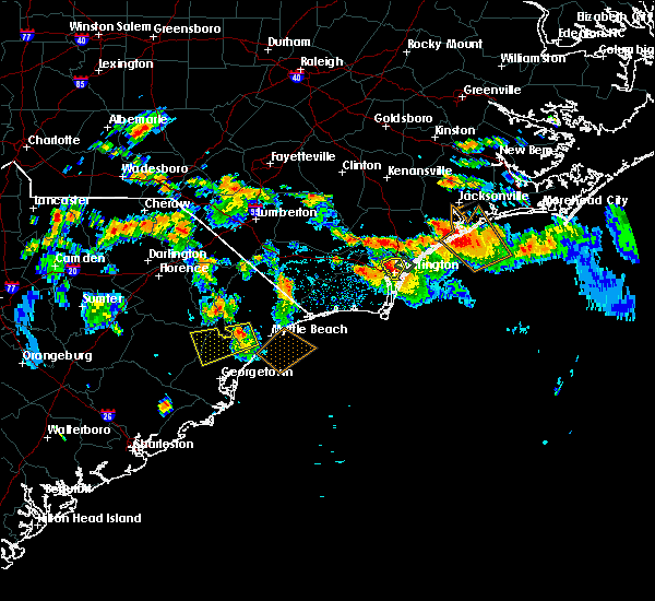 Radar Image for Severe Thunderstorms near Wrightsboro, NC at 7/12/2018 4:42 PM EDT