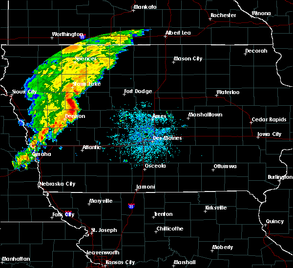 Radar Image for Severe Thunderstorms near Early, IA at 7/13/2018 12:09 PM CDT