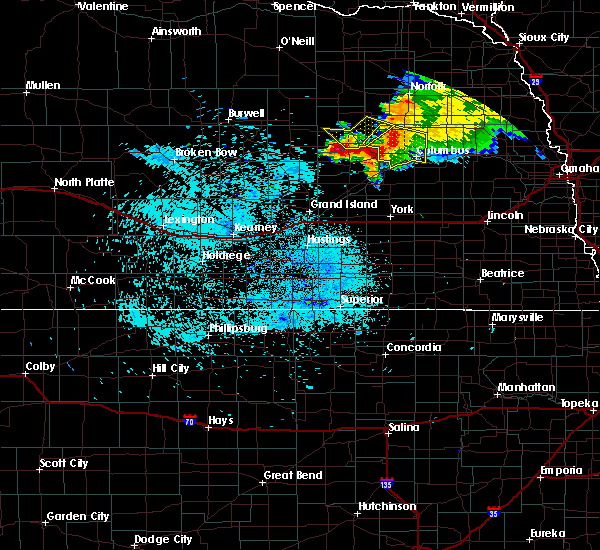 Radar Image for Severe Thunderstorms near Fullerton, NE at 7/19/2018 12:48 AM CDT