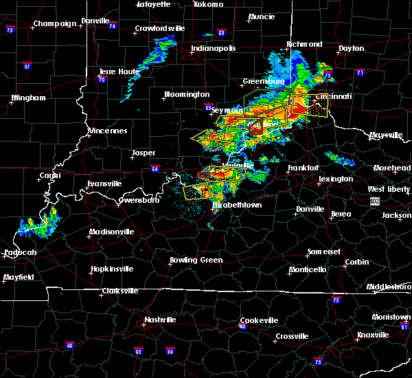 Radar Image for Severe Thunderstorms near Doe Valley, KY at 7/20/2018 2:47 PM EDT