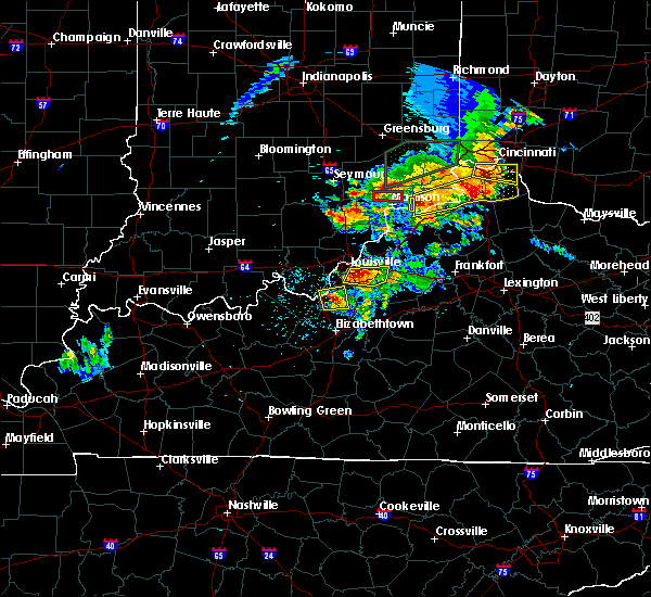 Radar Image for Severe Thunderstorms near Wellington, KY at 7/20/2018 3:06 PM EDT