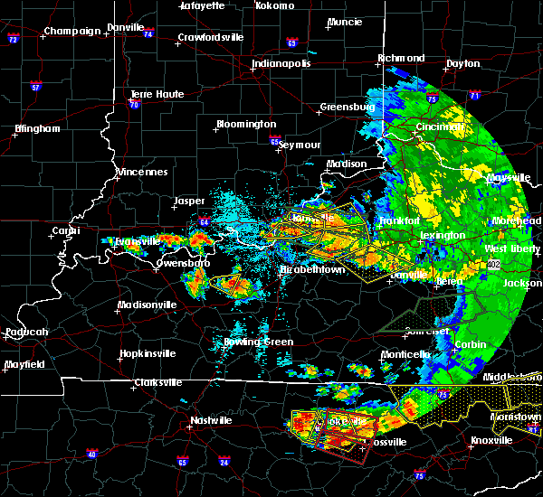 Radar Image for Severe Thunderstorms near South Park View, KY at 7/20/2018 9:57 PM EDT
