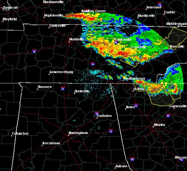 Radar Image for Severe Thunderstorms near Dayton, TN at 7/21/2018 3:09 AM EDT
