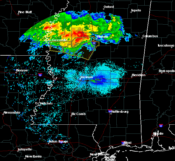 Radar Image for Severe Thunderstorms near Inverness, MS at 7/21/2018 5:15 AM CDT