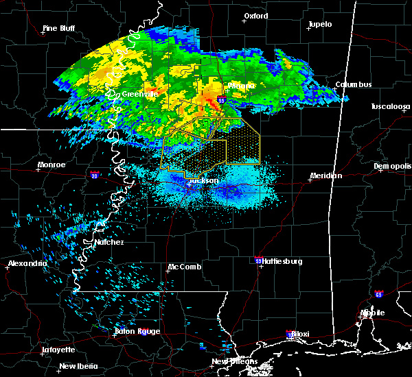 Radar Image for Severe Thunderstorms near Eden, MS at 7/21/2018 5:46 AM CDT