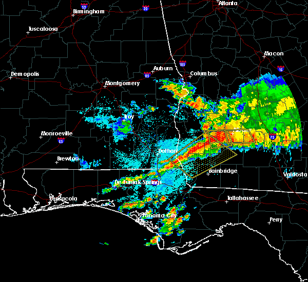 Radar Image for Severe Thunderstorms near Leary, GA at 7/21/2018 11:50 AM EDT