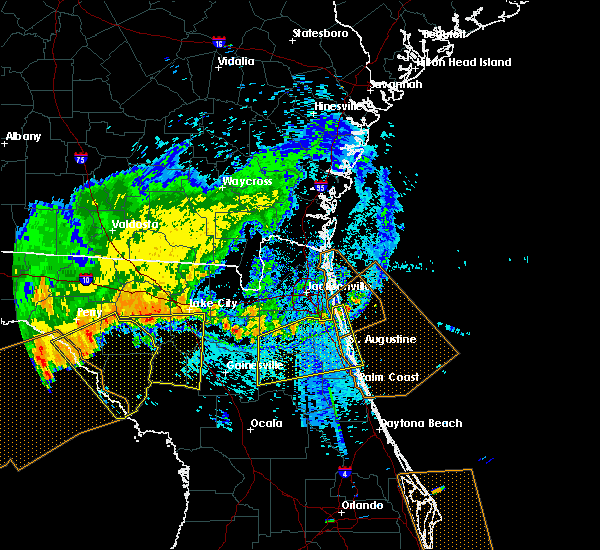 Radar Image for Severe Thunderstorms near Asbury Lake, FL at 7/21/2018 2:50 PM EDT