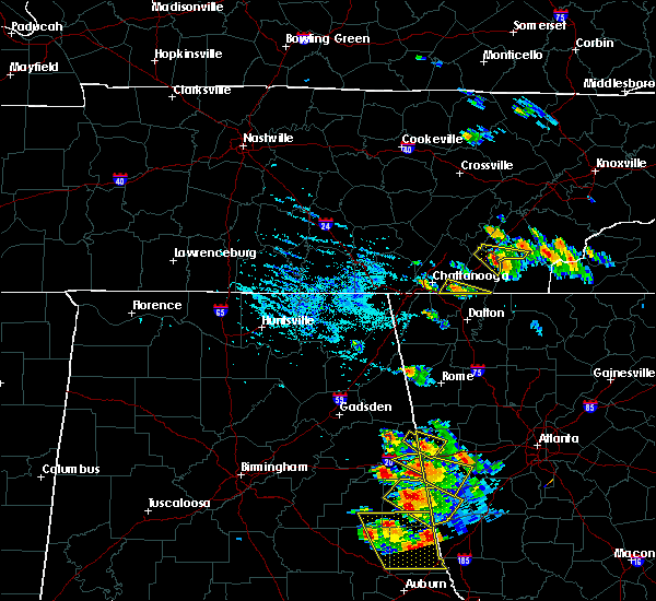 Radar Image for Severe Thunderstorms near Apison, TN at 7/21/2018 5:59 PM EDT