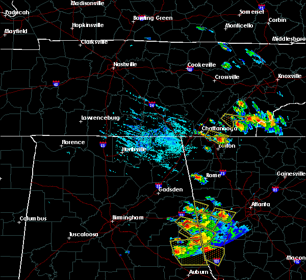 Radar Image for Severe Thunderstorms near Etowah, TN at 7/21/2018 6:11 PM EDT