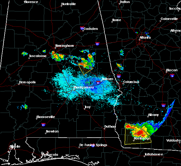 Radar Image for Severe Thunderstorms near Mount Olive, AL at 7/21/2018 9:47 PM CDT