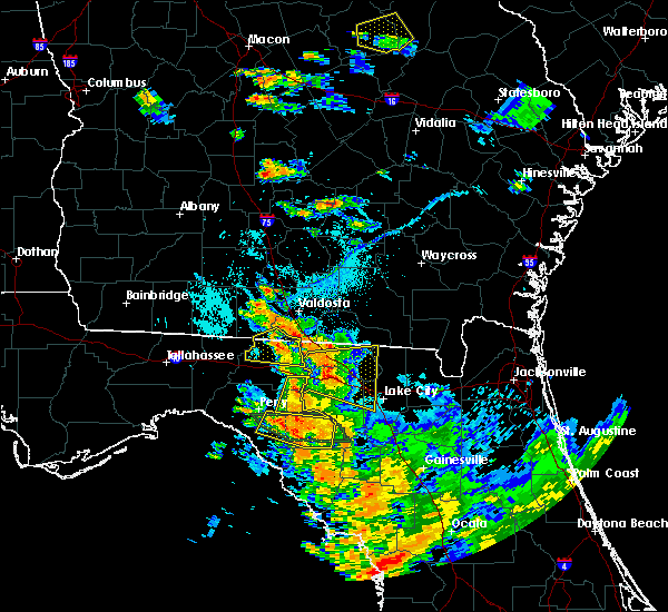 Radar Image for Severe Thunderstorms near Day, FL at 7/22/2018 7:15 PM EDT