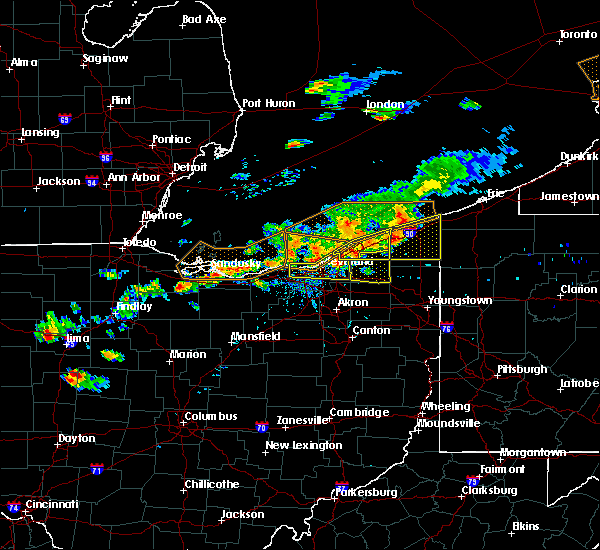 Radar Image for Severe Thunderstorms near South Russell, OH at 7/26/2018 6:12 PM EDT