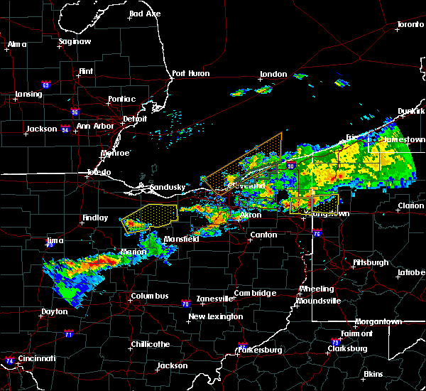 Radar Image for Severe Thunderstorms near Attica, OH at 7/26/2018 9:07 PM EDT