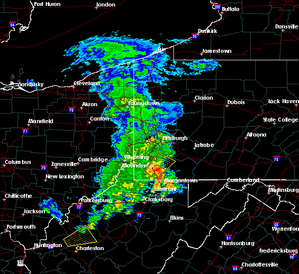 Radar Image for Severe Thunderstorms near Ellsworth, PA at 7/31/2018 2:51 PM EDT