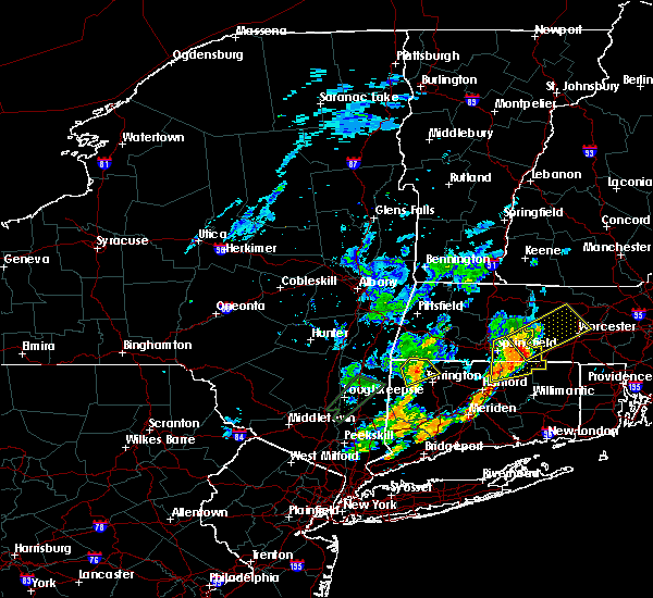 Radar Image for Severe Thunderstorms near Canaan, CT at 8/2/2018 5:11 PM EDT