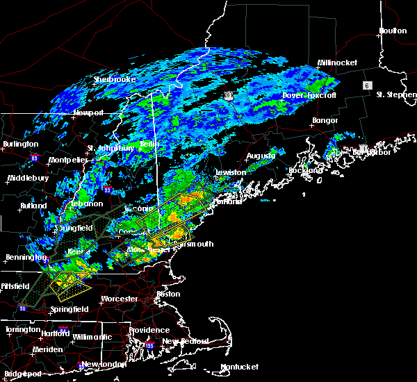 Radar Image for Severe Thunderstorms near Standish, ME at 8/3/2018 6:14 PM EDT