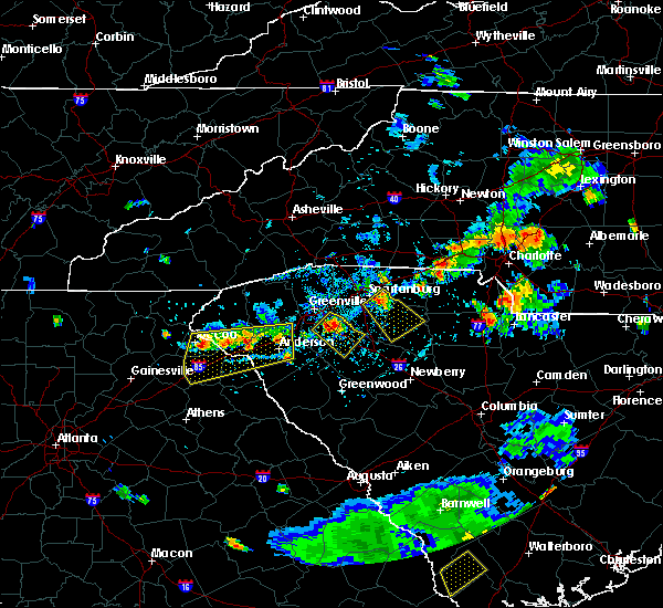 Radar Image for Severe Thunderstorms near Buffalo, SC at 8/6/2018 5:20 PM EDT