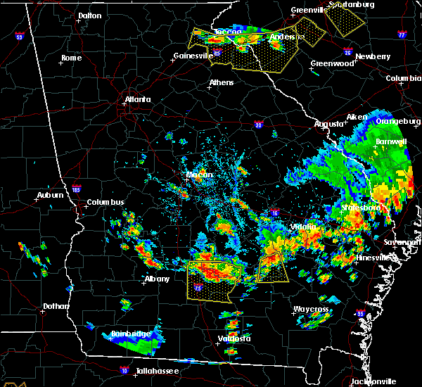 Radar Image for Severe Thunderstorms near Graham, GA at 8/6/2018 5:35 PM EDT