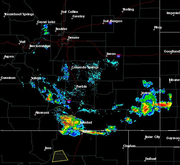 Aguilar Colorado Map.Interactive Hail Maps Hail Map For Aguilar Co