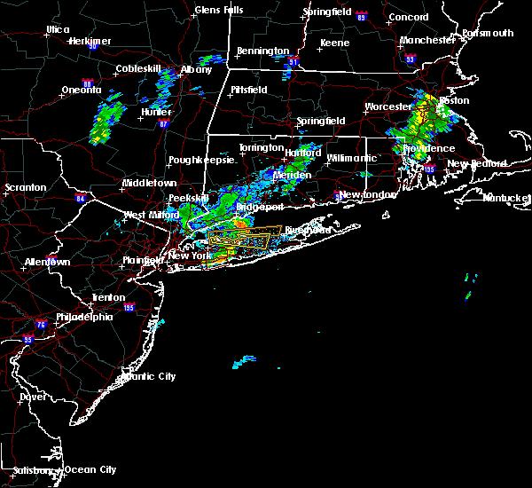 Radar Image for Severe Thunderstorms near Shoreham, NY at 8/9/2018 3:41 AM EDT
