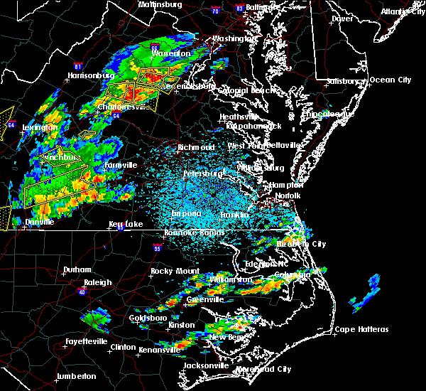 Radar Image for Severe Thunderstorms near Esmont, VA at 8/12/2018 3:12 PM EDT