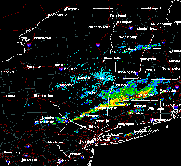 Radar Image for Severe Thunderstorms near Canaan, CT at 8/18/2018 2:38 PM EDT
