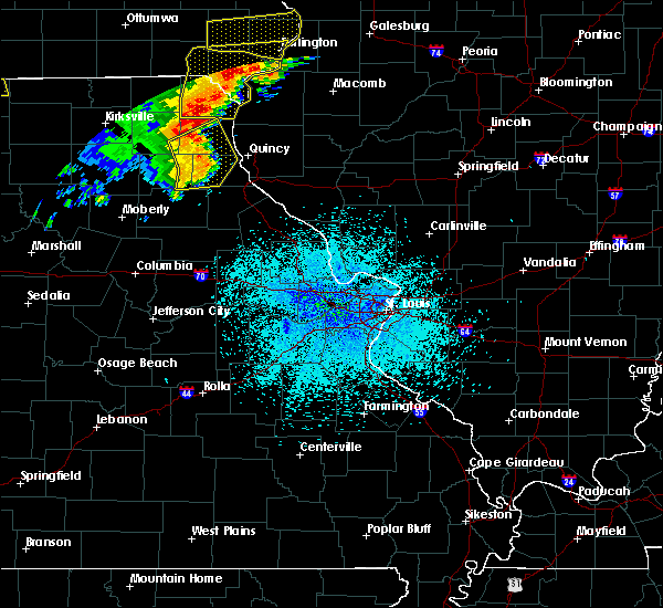 Radar Image for Severe Thunderstorms near Newark, MO at 8/28/2018 8:39 PM CDT