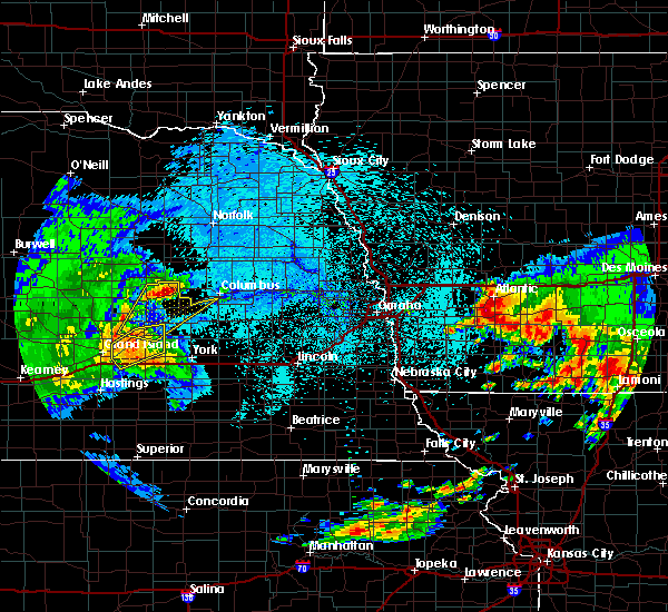 Radar Image for Severe Thunderstorms near Fullerton, NE at 9/1/2018 2:26 AM CDT