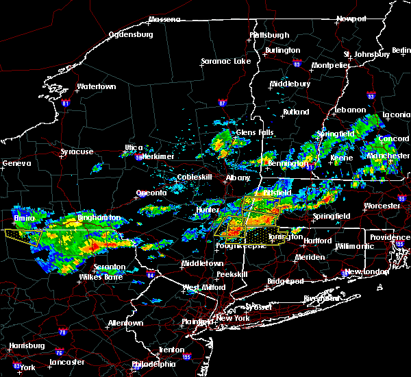 Radar Image for Severe Thunderstorms near Chicopee, MA at 9/6/2018 3:04 PM EDT