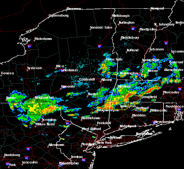 Radar Image for Severe Thunderstorms near Canaan, CT at 9/6/2018 3:19 PM EDT