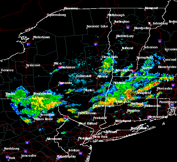 Radar Image for Severe Thunderstorms near Holyoke, MA at 9/6/2018 3:41 PM EDT