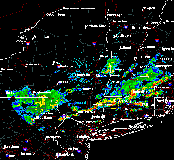 Radar Image for Severe Thunderstorms near Falls Village, CT at 9/6/2018 3:53 PM EDT