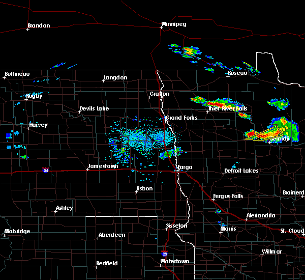 Radar Image for Severe Thunderstorms near Solway, MN at 9/12/2018 2:28 PM CDT